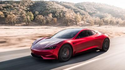 特斯拉Roadster加速實測影片曝光