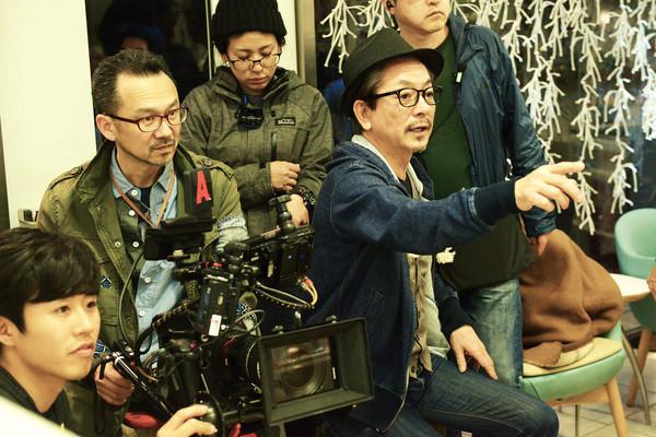▲▼日本影帝水谷豐花40年圓夢! 失眠2週親自試鏡500舞者(圖/中影提供)