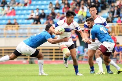 中國再干預台灣舉辦橄欖球賽事
