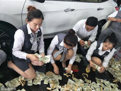 山東人「拿硬幣買車」疫情擴散,行員叫苦連天
