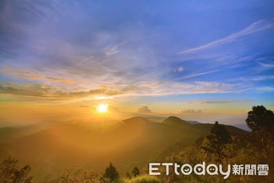 迎2020曙光 太平山最美6處觀賞點