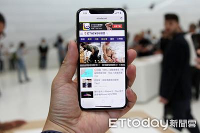 iPhone X熱銷加持 11月出口達288.8億美元、創歷年單月新高