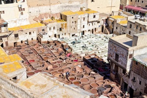 ▲摩洛哥古城巡禮 騎駱駝到撒哈拉沙漠旅行。(圖/七逗旅遊網、晴天旅行社提供)