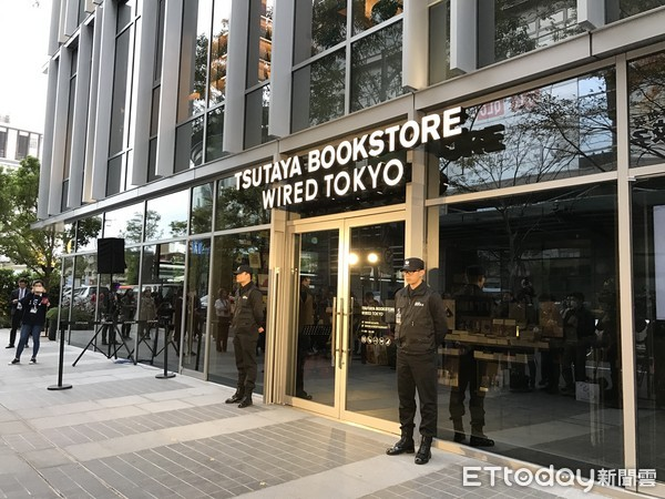 ▲蔦屋書店由潤泰代理的台灣二號店開幕。(圖/記者蔡惠如攝)