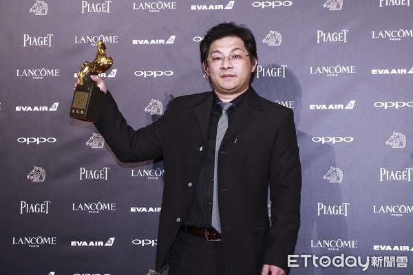▲▼第54屆金馬獎最佳視覺效果獎-擺渡人/林哲民(圖/攝影中心攝)
