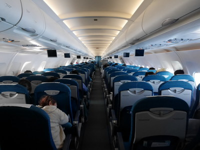 飛機上並不是那麼可怕!超過1公尺距離就不用擔心被傳染