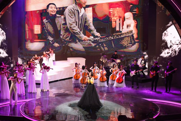 ▲▼第54屆金馬獎-蔡依林(圖/金馬執委會提供)