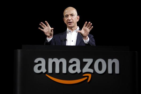 ▲▼贝佐斯(Jeff Bezos)。(图/达志影像/美联社)