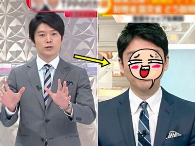 日本電視沒人性!帥主播「3年劣化」 網友崩潰:老了20歲