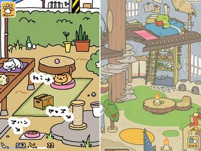貓咪收集下一作!《旅蛙》萌手遊,蛙蛙出遊會帶記念品給你喔