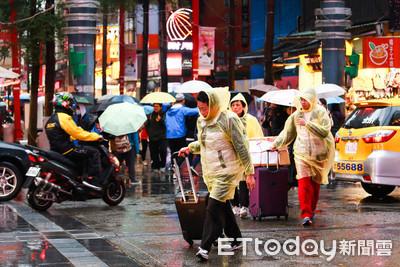 最後好天氣!週日「鋒面+東北季風」接力狂襲