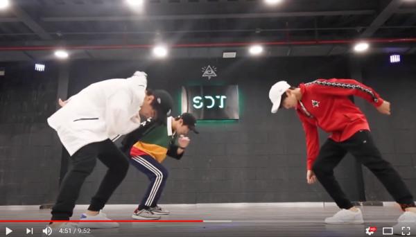 ▲▼TFBOYS《加油!AMIGO》練習室影片(圖/翻攝自TFBOYS微博、YouTube)
