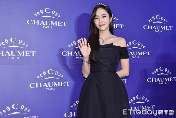 ▲▼鄭秀妍Jessica出席CHAUMET 台北101概念店開幕。(圖/記者李毓康攝)