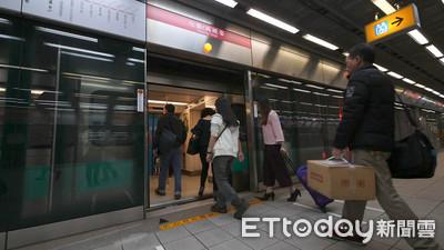 手機綁定萬事達卡「嗶」進高雄捷運 每週五可免費搭車