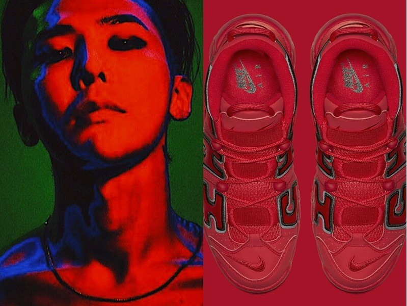 ▲Nike Air More Uptempo。(圖/翻攝自IG)