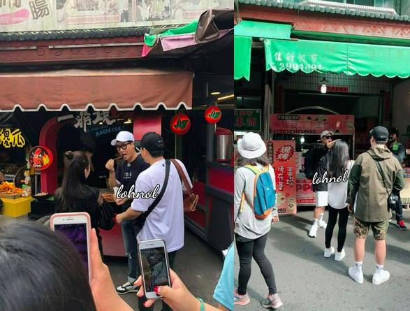 ▲《Running Man》來台灣日月潭錄影中。(圖/HAHA 하동훈 X Quan Taiwan family粉絲提供)