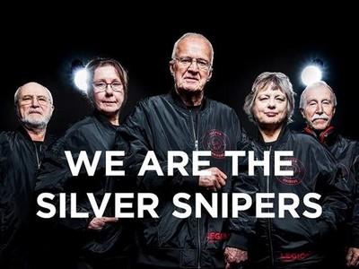 我阿嬤都比你會!「81歲CS老戰隊」,被他們爆頭要被嗆慘了..