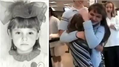 夫妻飛烏克蘭領養「夢裡的小女孩」,回美後才得知她的可憐身世
