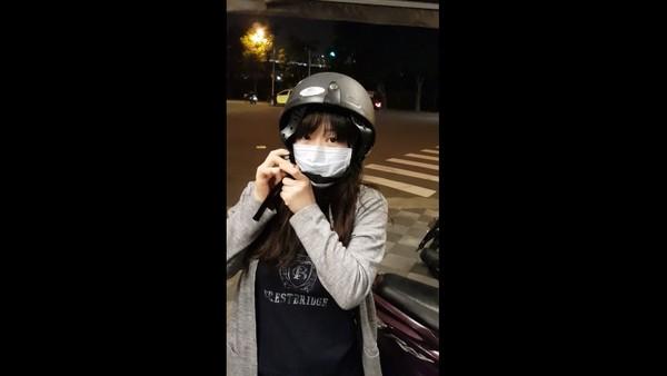 ▲▼福原愛出糗瞬間全遭江宏傑出賣。(圖/翻攝自江宏傑臉書)