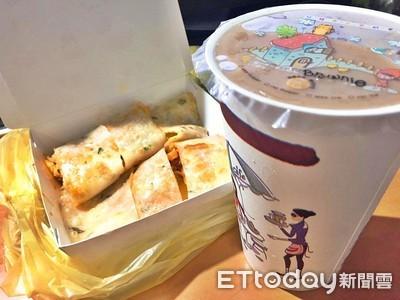 早餐蛋餅+豆漿25元 高雄人:正常