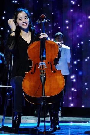 ▲歐陽娜娜成為第六屆科學突破獎首位受邀藝人。(圖/翻攝自歐陽娜娜臉書)