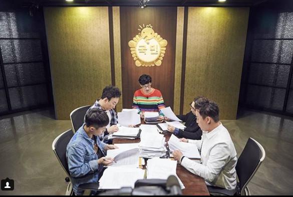 ▲▼《無挑》成功改變南韓法律。(圖/翻攝自《無限挑戰》官方IG)