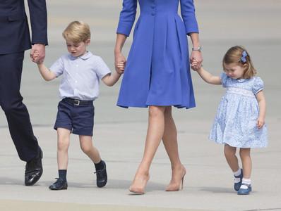 要殺喬治王子 ISIS狂熱者想下毒