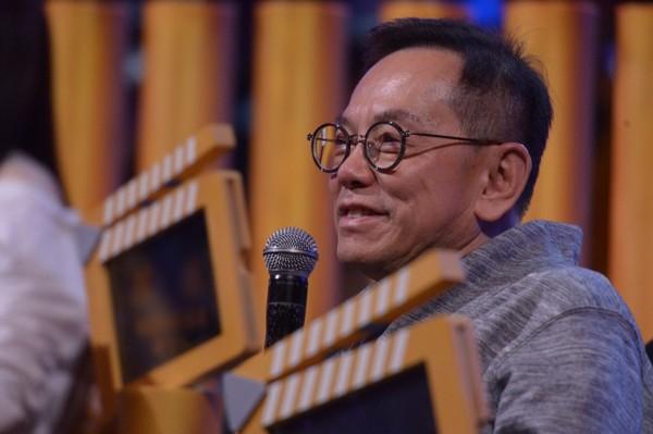 ▲▼知名製片人江志強全力支持劉亦菲演出。(圖/翻攝自安樂電影公司微博)