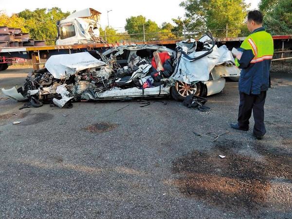 大车司机不良心态:车祸也是别人死 运输教授:离