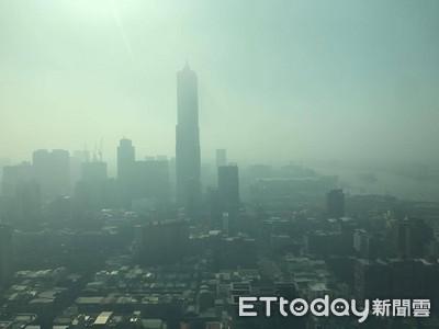 PM2.5排名台中改善多 環署揭2大關鍵