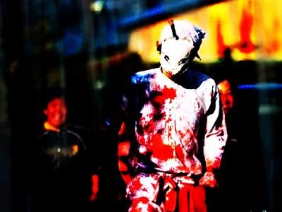 快跑!日本獵奇《撞木祭》,被天狗抓到的小孩將染上血紅..