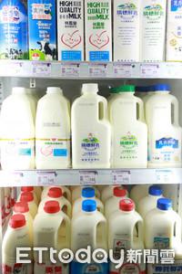 買鮮奶慣性從後排挑 網超實際:看狀況
