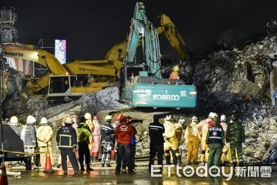 維冠大樓倒塌 監院糾正內政部、台南市府