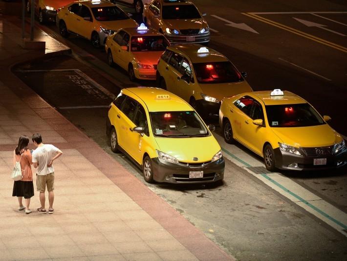 ▲▼計程車。(圖/記者張一中攝)