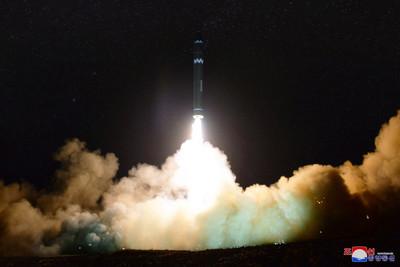 北韓火星15彈道飛彈射程覆蓋全美