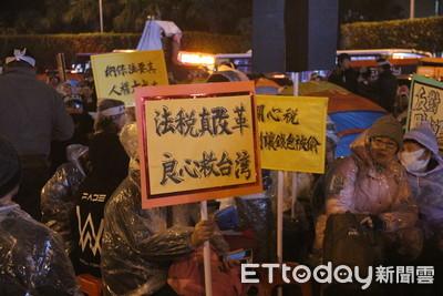 台灣租稅負擔率吊車尾的省思