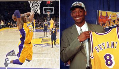 Kobe將率先進入 2020年名人堂