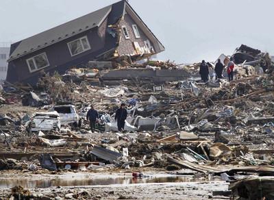 北海道30年內將發生9級特大地震