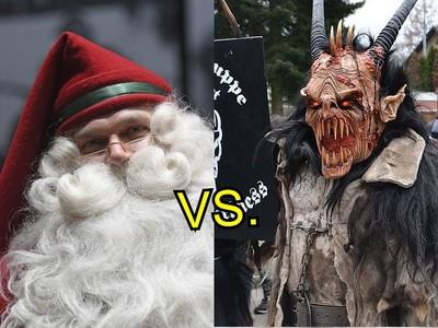 聖誕老人也會處罰孩子…僕從持鐵鍊狠鞭 阿爾卑斯山的恐怖傳說