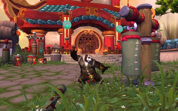 魔獸世界熊貓人