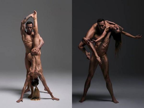 ▲波蘭全裸運動員月曆(圖/翻攝自Dominika Cuda Photography Facebook)