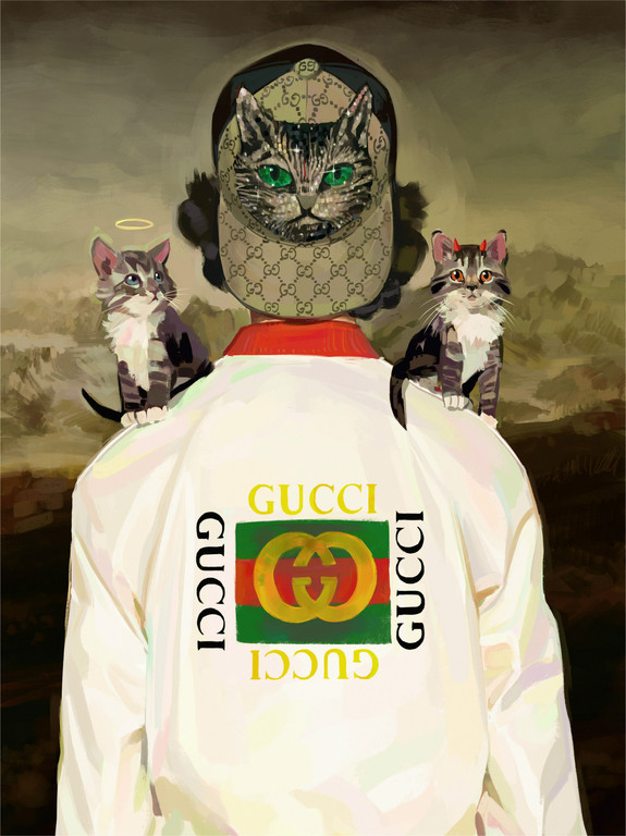 ▲GUCCI Gift Giving。(圖/GUCCI提供)