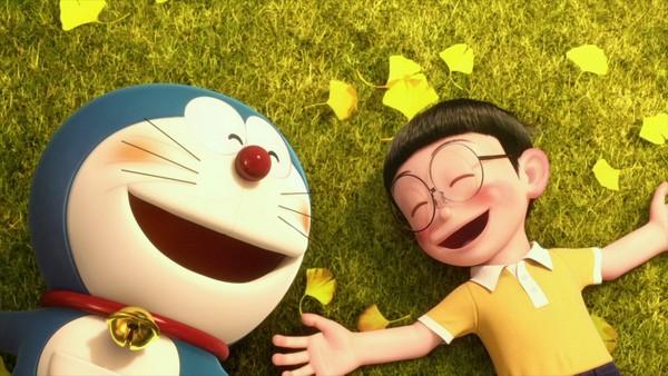 ▲山崎貴執導3D版《哆啦a夢》在大陸刷新日本動畫片紀錄。(圖/翻攝自推特)