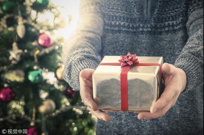 聖誕節男友最想收到「5大禮物」
