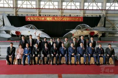 國軍戰機都靠它 漢翔加速交機明年營運看旺