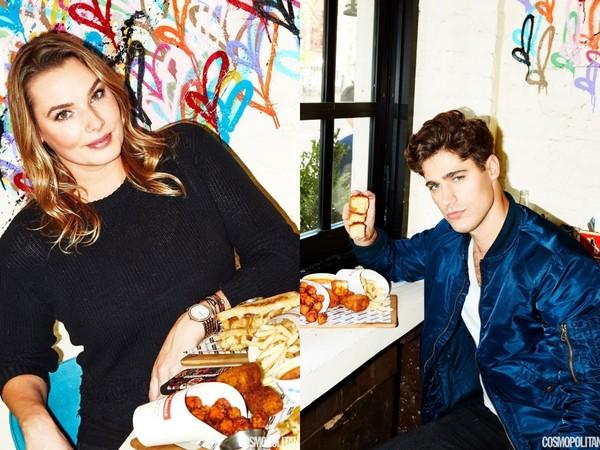 ▲紐約夫妻辭掉工作,當美食部落客(圖/翻攝自www.cosmopolitan.com)