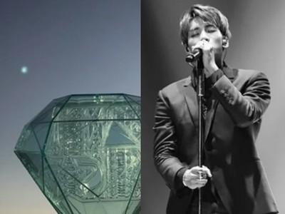 鐘鉉出殯日「湖水綠月亮」高掛藍天 粉絲泣:是最後禮物