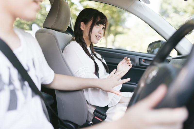 三寶不分男女 男駕駛喜歡亂按喇叭、女駕駛愛搖車窗罵人(圖/pakutaso)