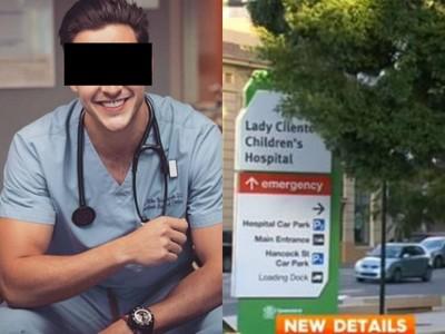 白袍偷來的!單身男潛伏醫院半年 被逮承認:想當醫師娘