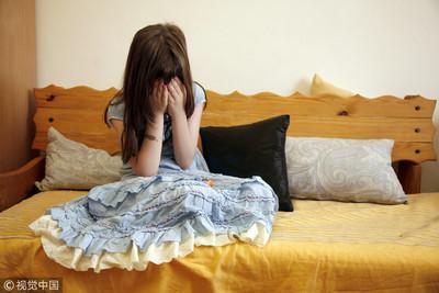 女童哭喊下體痛 媽心碎得知遭性侵